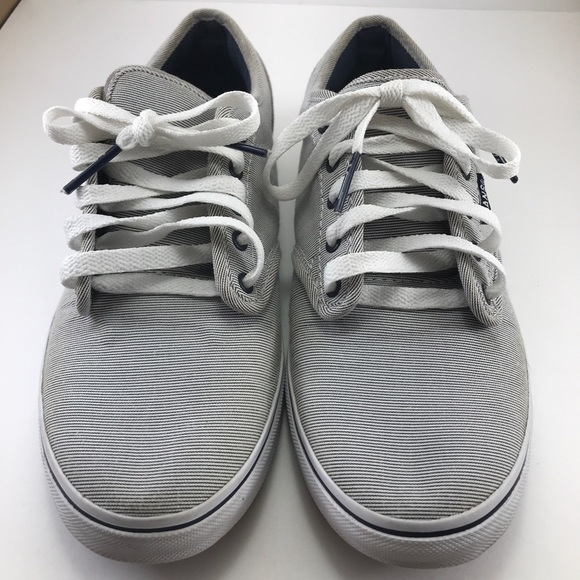 4b68554f9f Women s Vans Atwood low canvas Nautical grey shoes.  M 5bf89e94819e903d240d2e1a